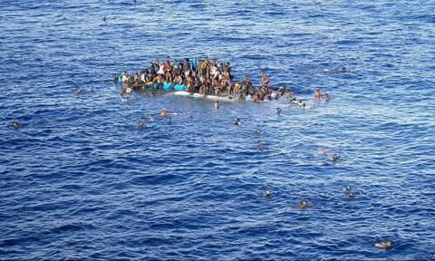 Ιταλία: Τουλάχιστον 20 μετανάστες πνίγηκαν προσπαθώντας να φτάσουν στην Ευρώπη