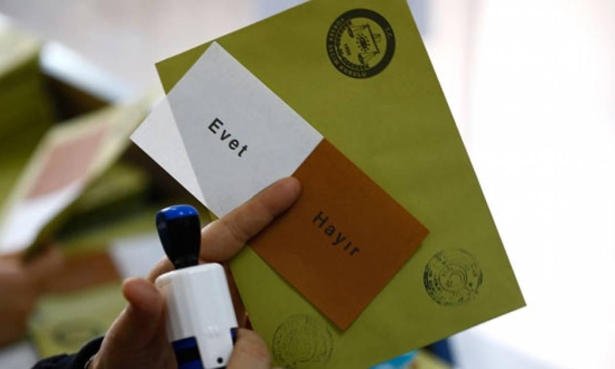 Δημοψήφισμα Τουρκία: Τα κατεχόμενα ψήφισαν «Όχι»