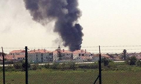 Τραγωδία στην Πορτογαλία: Συνετρίβη αεροπλάνο σε σουπερμάρκετ - Τουλάχιστον τέσσερις νεκροί (Vids)