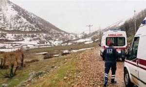 Τουρκία: Νεκροί και οι 12 επιβαίνοντες του ελικοπτέρου που συνετρίβη (vid)
