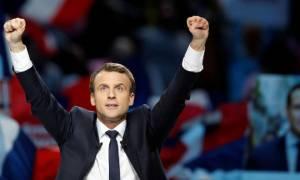 Προεδρικές εκλογές Γαλλία: Πρωτιά Μακρόν δείχνει νέα δημοσκόπηση