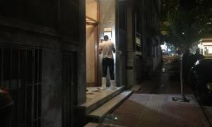 Αμπελόκηποι: Έπιασε τον ληστή του γείτονά του και αυτός τον μαχαίρωσε (pics)