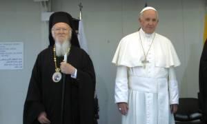Στην Αίγυπτο θα μεταβεί ο Οικουμενικός Πατριάρχης μαζί με τον Πάπα