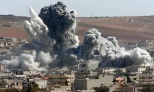 Συρία: 23 νεκροί από επιδρομές του συνασπισμού των ΗΠΑ στην επαρχία Ντέιρ αλ-Ζορ