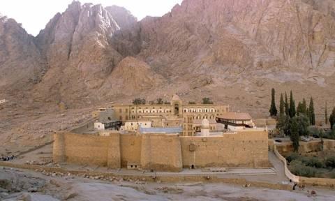 Χτύπησαν κοντά σε ελληνορθόδοξο μοναστήρι στο Σινά οι τζιχαντιστές - Ο ISIS ανέλαβε την ευθύνη