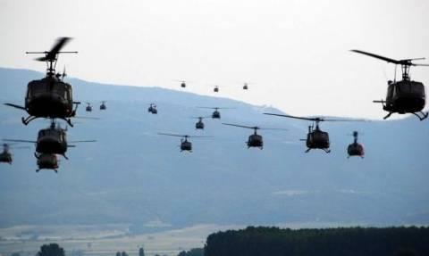 Συντριβή ελικοπτέρου Κοζάνη: Αυτό είναι το ελικόπτερο UH-1H (Χιούι)