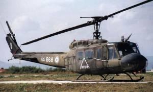 Πτώση ελικοπτέρου: Εδώ κατέπεσε το ελικόπτερο της Αεροπορίας Στρατού με τους πέντε αξιωματικούς