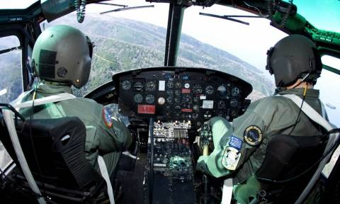 Πτώση ελικοπτέρου Χιούι στην Ελασσόνα: Αυτοί είναι οι νεκροί αξιωματικοί