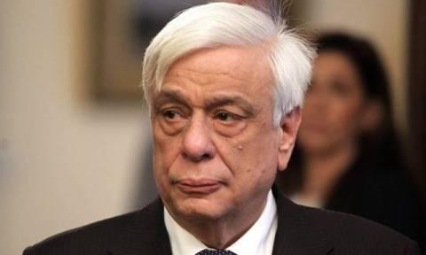 Πτώση ελικοπτέρου: Την οδύνη του για το θάνατο των αξιωματικών εξέφρασε ο Προκόπης Παυλόπουλος