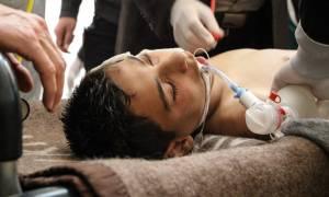 Συρία: «Αδιαμφησβήτητα ήταν το αέριο σαρίν» το χημικό που έσπειρε το θάνατο στο Χαν Σεϊχούν