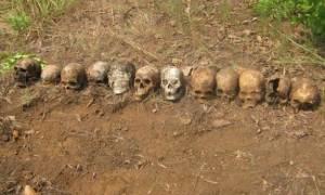 Φρικιαστικό εύρημα: Ανακάλυψαν 17 ομαδικούς τάφους με παιδιά