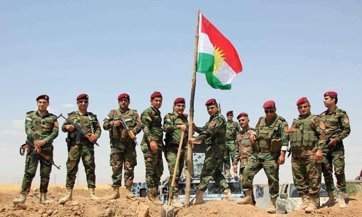 Οι ΗΠΑ θα πουλήσουν στρατιωτικό υλικό στο Ιράκ για μονάδες των Κούρδων Πεσμεργκά