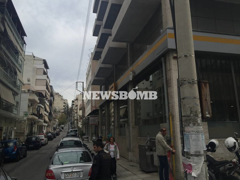 Ληστεία με ομηρία σε τράπεζα στον Πειραιά - Ξαναχτύπησαν οι ληστές των θυρίδων
