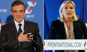 Επίθεση στο Παρίσι: Φιγιόν και Λεπέν αναστέλλουν τις προεκλογικές τους συγκεντρώσεις