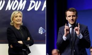 Προεδρικές εκλογές Γαλλία: Απόλυτο... θρίλερ δείχνει νέα δημοσκόπηση - Ισοψηφούν Μακρόν και Λεμπέν