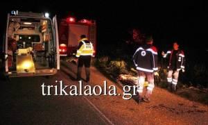 Τραγωδία στα Τρίκαλα με 27χρονο