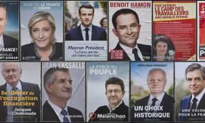 Προεδρικές εκλογές Γαλλία 2017: Αυτοί είναι οι 11 υποψήφιοι