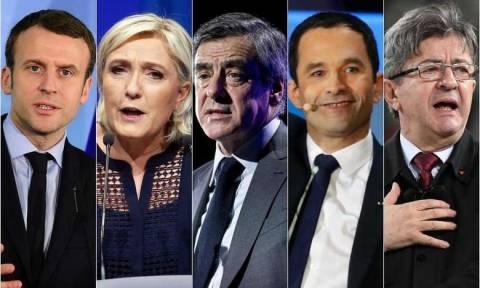 Πρόεδρος της Γαλλίας: Αυτά είναι τα πέντε σημεία-κλειδιά των προγραμμάτων των υποψηφίων
