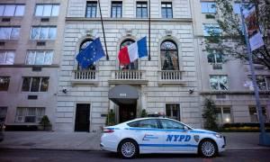 Εκλογές Γαλλία 2017: Συναγερμός για βόμβα στο προξενείο της Γαλλίας στη Νέα Υόρκη