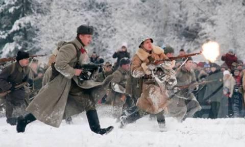 Δείτε την εντυπωσιακή αναπαράσταση της εισβολής του κόκκινου στρατού στο Βερολίνο