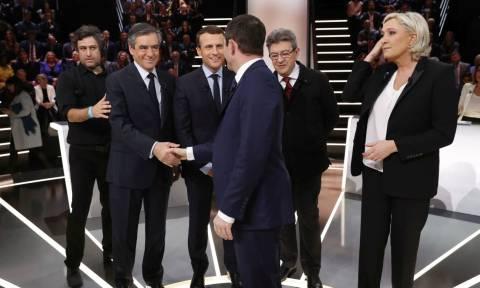 Αποτελέσματα εκλογές Γαλλία: Αμόν και Φιγιόν καλούν σε ψήφο υπέρ του Μακρόν