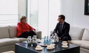 Εκλογές Γαλλία 2017: Το Βερολίνο στηρίζει Μακρόν