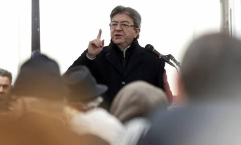 Εκλογές Γαλλία 2017: Δυσαρεστημένος ο Μελανσόν - Δεν στηρίζει κανέναν υποψήφιο στο β' γύρο
