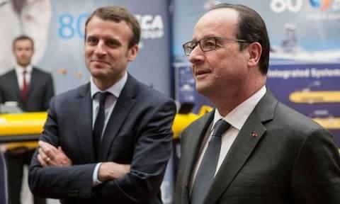 Προεδρικές εκλογές Γαλλία - Ολάντ: Ψηφίζω Μακρόν, «κίνδυνος» η Λεπέν