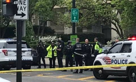 Συναγερμός στις ΗΠΑ μετά από απειλή για βόμβα κοντά στο Λευκό Οίκο