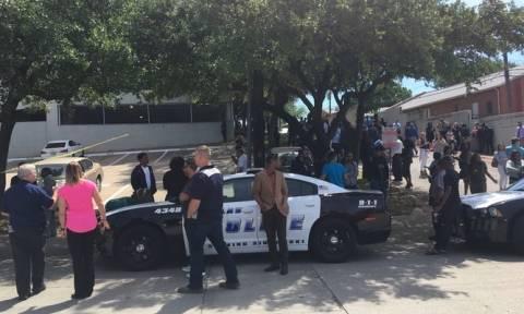 Ένοπλος άνοιξε πυρ σε γραφεία στο Ντάλας: Πυροβόλησε το αφεντικό του και αυτοκτόνησε (pics)