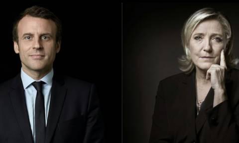 Προεδρικές εκλογές Γαλλία: Αυτά είναι τα τελικά αποτελέσματα - Η πρώτη τηλεμαχία Μακρόν και Λεπέν