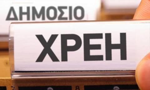 Οι μισοί Έλληνες χρωστούν στο Δημόσιο 93,97 δισ. ευρώ