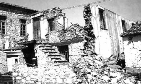 Σεισμός στις Σοφάδες: Συγκλονιστικό βίντεο από την καταστροφή (vid)