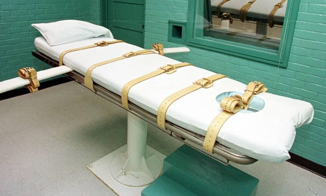 ΗΠΑ: Δύο εκτελέσεις θανατοποινιτών σε μια μέρα – Τις επισπεύδουν γιατί λήγει χημική ουσία!
