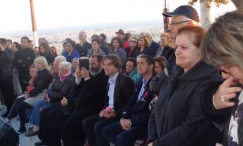 Τίμησαν αντιδήμαρχο του Δήμου Αθηναίων σε εκδήλωση στον Λυκαβηττό