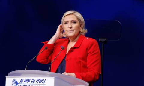 Γαλλία: Προς άρση της ασυλίας της Μαρίν Λεπέν για κατάχρηση χρημάτων της ΕΕ