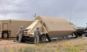 «Φορτώνουν» την Κορεατική Χερσόνησο οι ΗΠΑ - Άρχισε η μεταφορά του THAAD