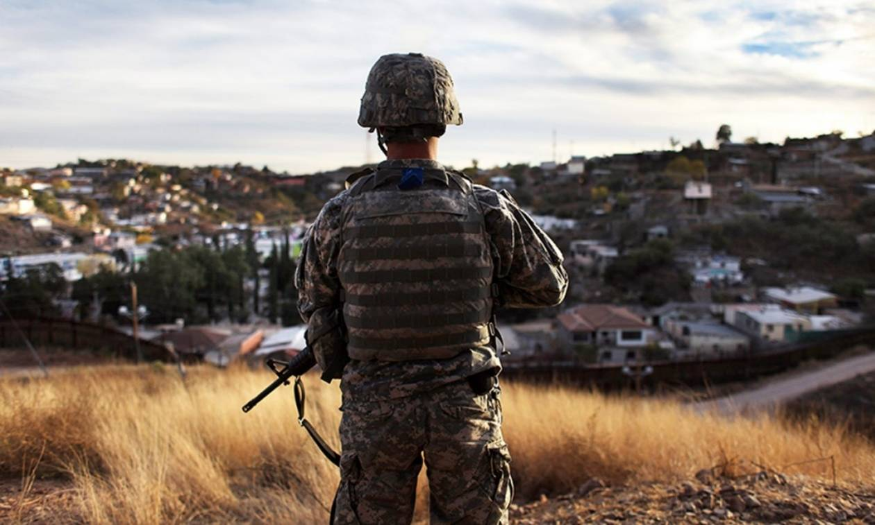Με «ναρκοδολάρια» θα χρηματοδοτηθεί η ασφάλεια των συνόρων των ΗΠΑ