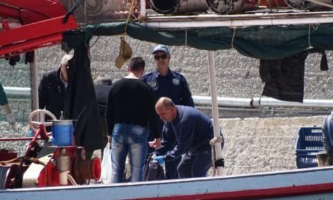Χάνεται η ελπίδα για επιζώντες από το πολύνεκρο ναυάγιο στη Μυτιλήνη