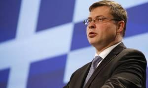 Ντομπρόβσκις: Εφικτή μια συμφωνία με την Ελλάδα μέσα στο Μάιο