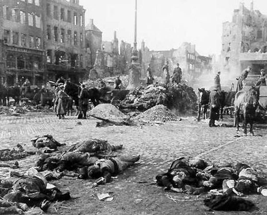 Σαν σήμερα το 1937 ο βομβαρδισμός της Γκερνίκα