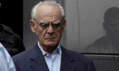Άκης Τζοχατζόπουλος: «Όχι» στο αίτημα μείωσης της εγγύησης αποφυλάκισης
