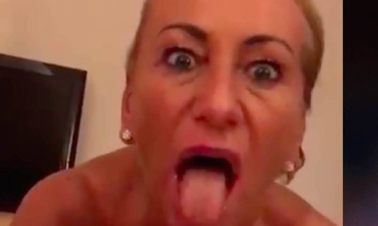 Σάλος με το sex tape της «μητέρας πασίγνωστου ποδοσφαιριστή»: Κάνει στοματικό σε άγνωστο και…