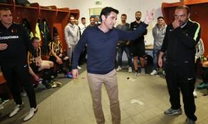 Χιμένεθ: Μέχρι να τους χαρίσουμε το γκολ δεν είχαμε κανένα πρόβλημα