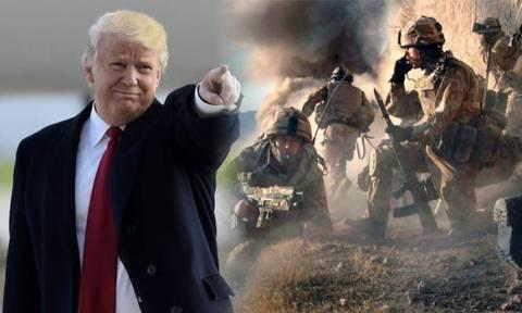 ΗΠΑ: Ο Ντόναλντ Τραμπ ενισχύει τις εξουσίες της στρατιωτικής ηγεσίας