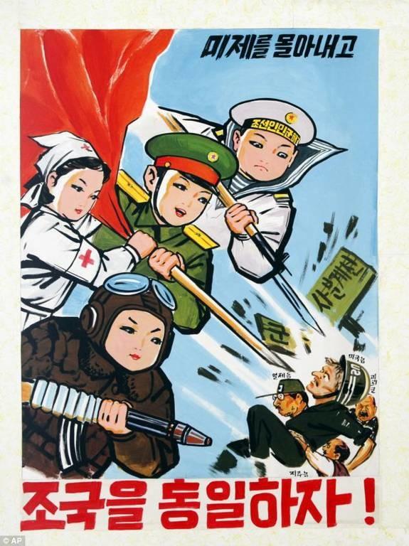 Παγκόσμιος τρόμος - Κιμ Γιονγκ Ουν: Θα σας εξαφανίσουμε με 5 εκατ. παιδιά καμικάζι (Pics)