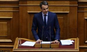 Μητσοτάκης: Να συζητηθεί η ψήφος των ομογενών στη Βουλή - Συνάντηση με Βούτση