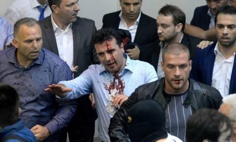 Τα Βαλκάνια «φλέγονται»: Αλβανικό «πραξικόπημα» στα Σκόπια – Κατέρρευσε η κυβέρνηση στην Κροατία