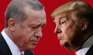 Ερντογάν: «Αγκάθι» η στήριξη των ΗΠΑ στους Κούρδους – Με τον Τραμπ θα γράψουμε ιστορία
