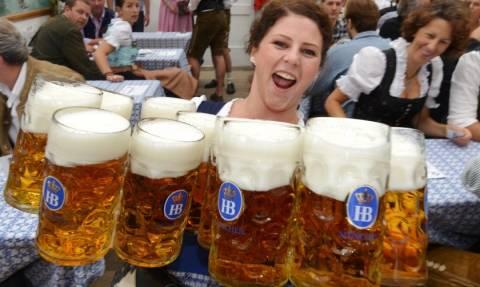 Προσοχή: Δείτε τι συμβαίνει στο σώμα σας όταν πίνετε πολλές μπύρες